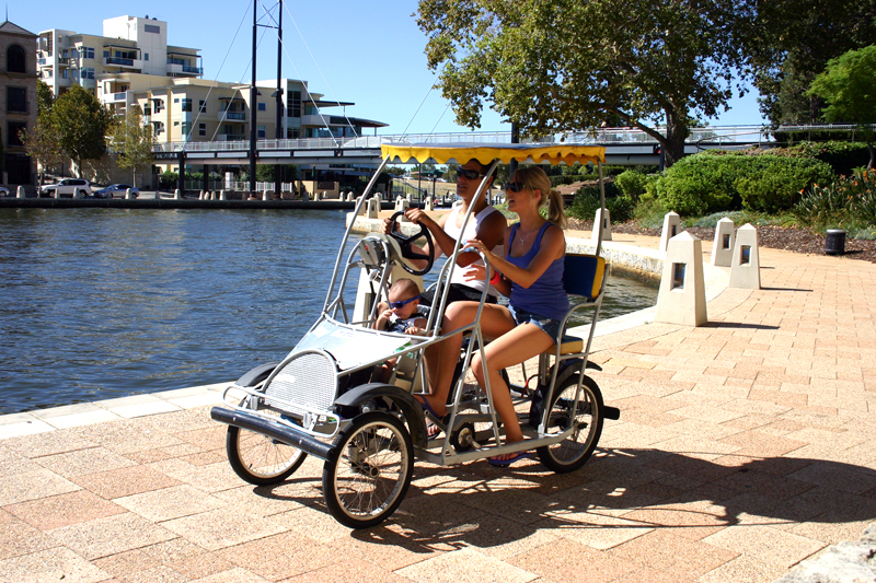 Quad Cycles About Bike Hire