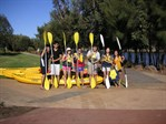 Kayak with friends