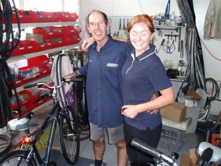 Maintenance Supremo Colin and Interstate Consultant Amanda